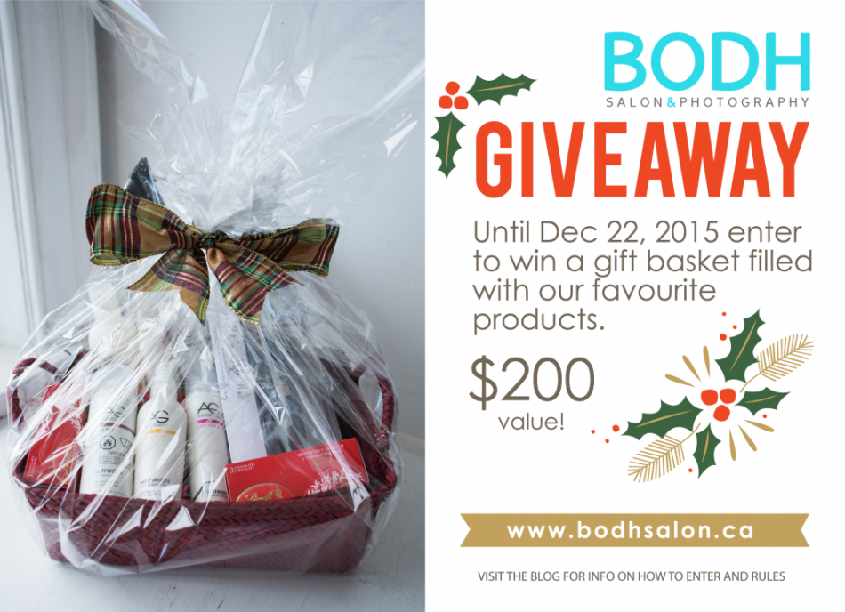 2015 Gift Basket Giveaway {CLOSED}